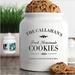 Personalized Cookie Jar