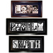 Framed Name Art U Create