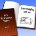 Custom I Love You Books