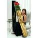 World's Tallest Roses