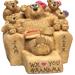 Bear Hugs from All Family