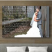 Wedding Vows on Canvas